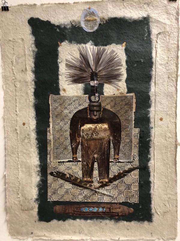 Polynesian Warrior - by Susan Grucci
