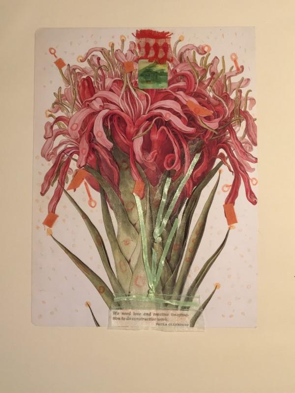 Botanical #1 by Susan Grucci