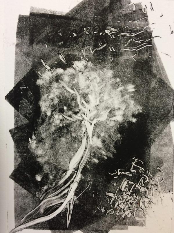 Cottonwood #1 by Susan Grucci