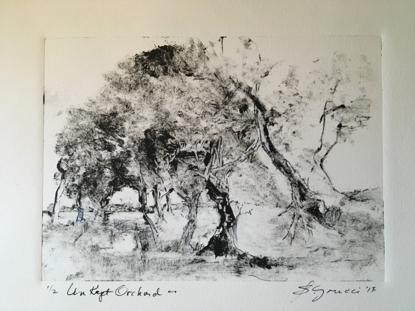 Unkept Orchard by Susan Grucci