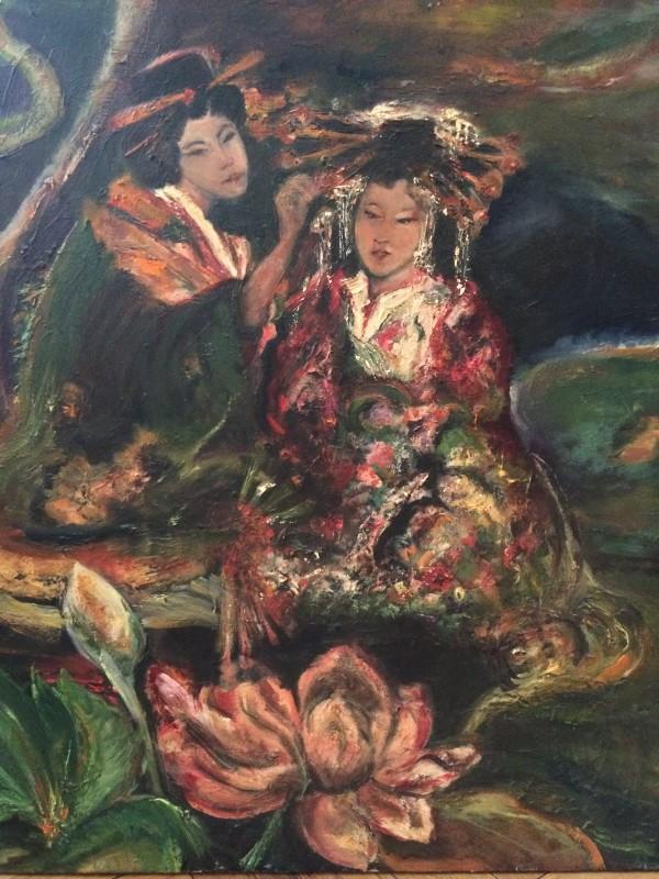 Handmaiden by Susan Grucci