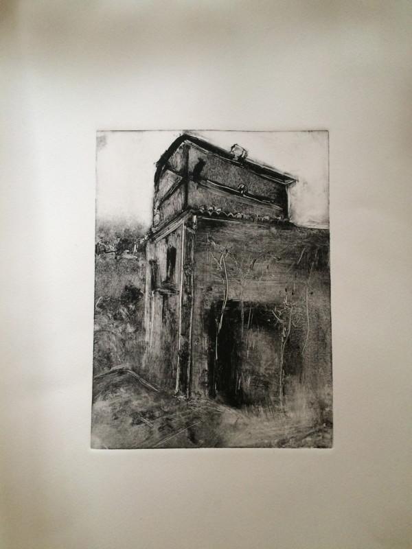 Torres Dell 'Anima - Poreta- Umbria - Not for Sale by Susan Grucci