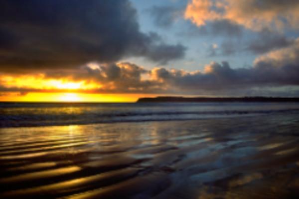 Coronado Sunset by Robert Brian Shoots