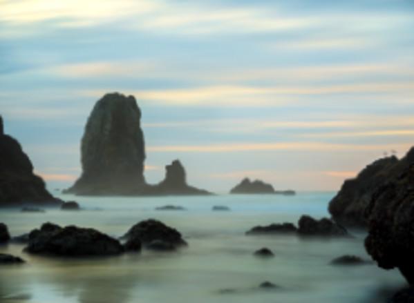 Cannon Beach by Larry Hanelin