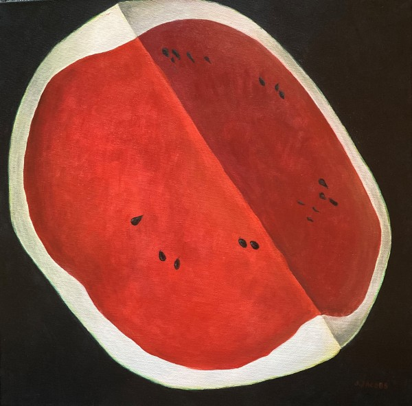 Watermelon by Judy Jacobs
