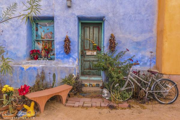 In the Barrio by Leila Shehab