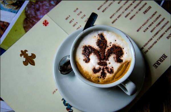 Coffee, Florence by Ed Warner