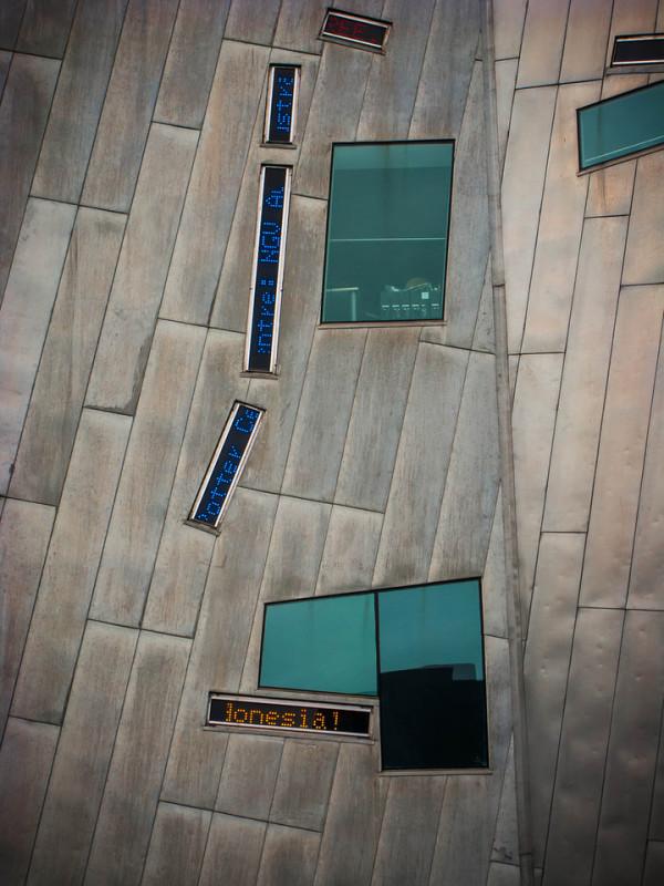 Arts Building, Melbourne by Ed Warner