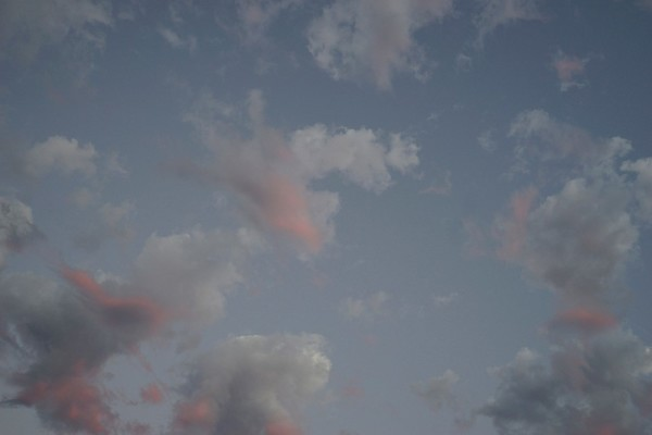 Clouds, Zuma Beach by Robert von Sternberg