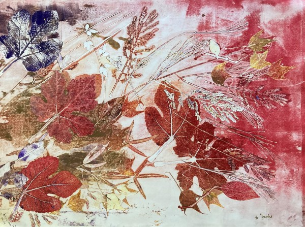 Autumn Leaves by Sylvia Garland