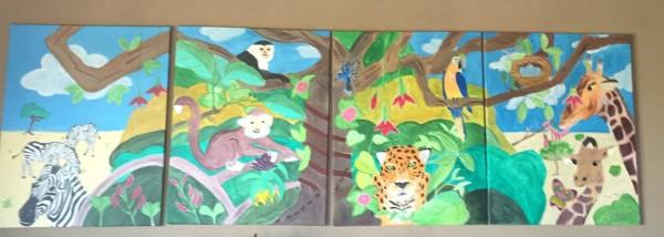 Jungle Dreams by Jo and Dakota Tudisco-Guntert