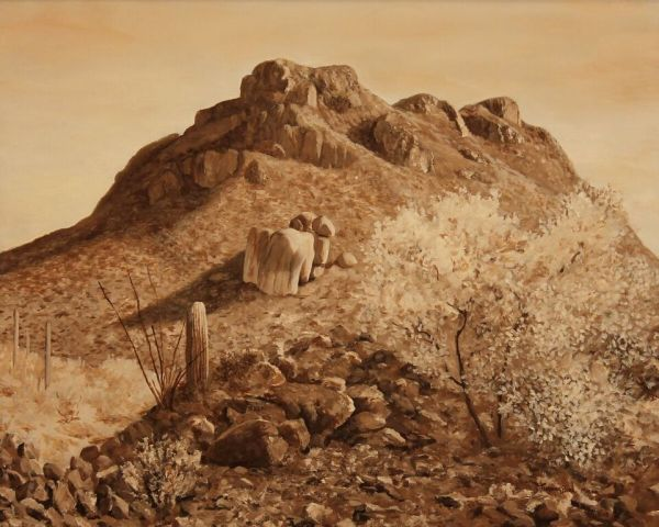 Cat Mountain Boulders by TurningBear Mason