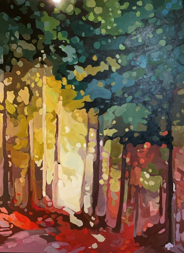 Warm Fall by Holly Ann Friesen