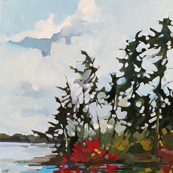 Fall Feelings by Holly Ann Friesen