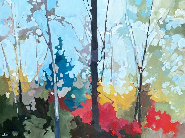 Forest Mix by Holly Ann Friesen