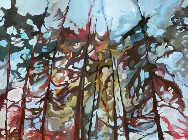 Forest Spot 10 by Holly Ann Friesen