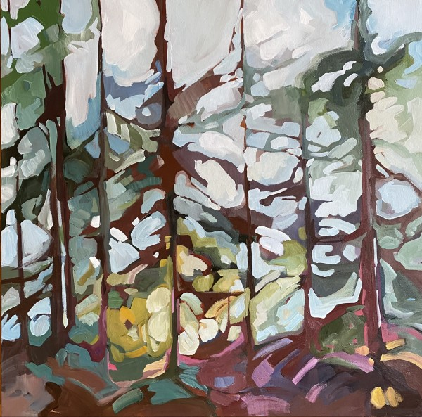 Forest Movement by Holly Ann Friesen