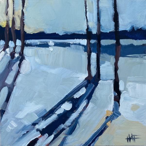 Winter Shadows by Holly Ann Friesen