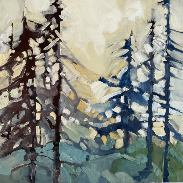 Morning Light 2 by Holly Ann Friesen