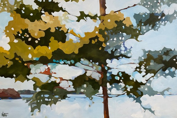 Pine in the Sky by Holly Ann Friesen