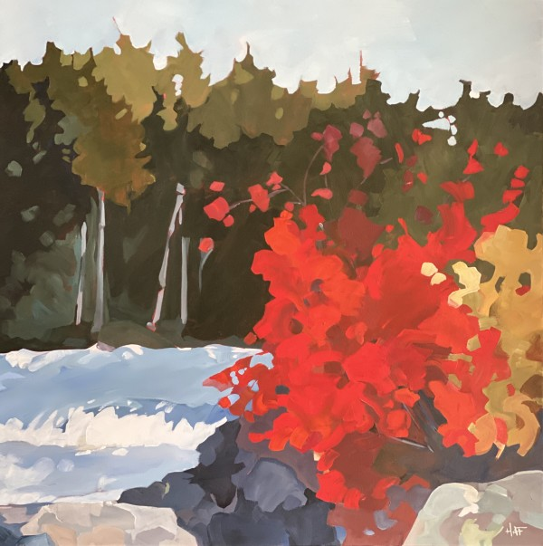 Northern Falls by Holly Ann Friesen