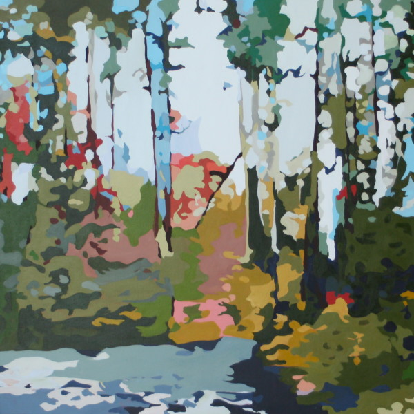 Rocky Path by Holly Ann Friesen