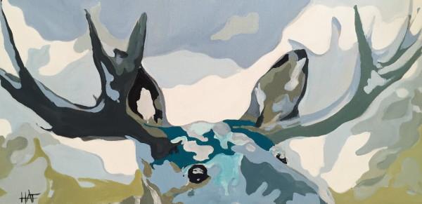Moosehead I by Holly Ann Friesen