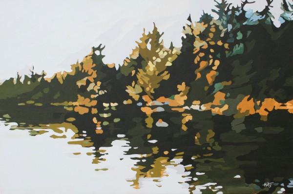 Sunset Island by Holly Ann Friesen