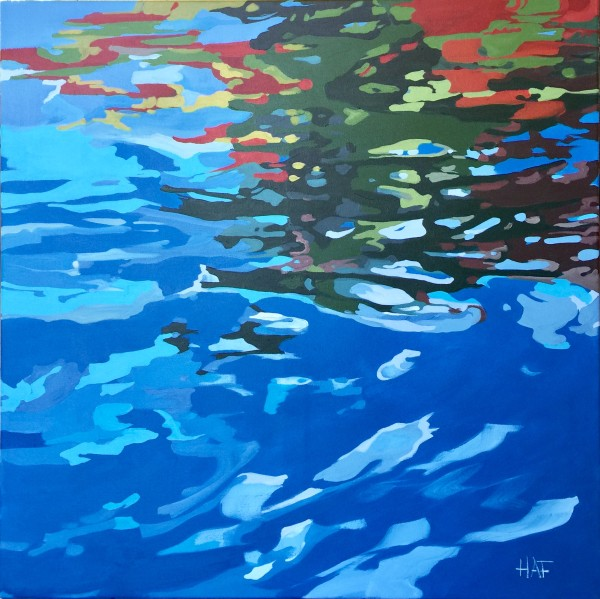 Reflection 3 Series 2 by Holly Ann Friesen
