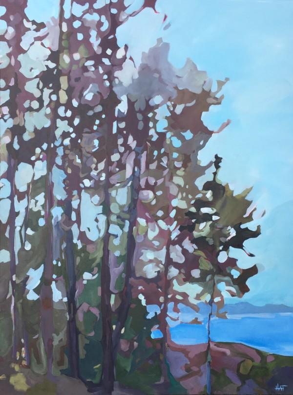 Purple Haze by Holly Ann Friesen