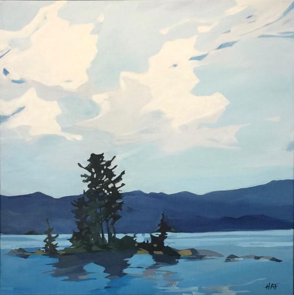 Calm Waters by Holly Ann Friesen