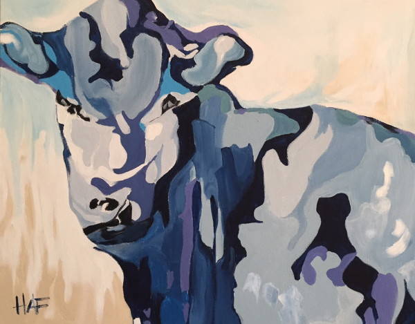 Moove along please deux by Holly Ann Friesen