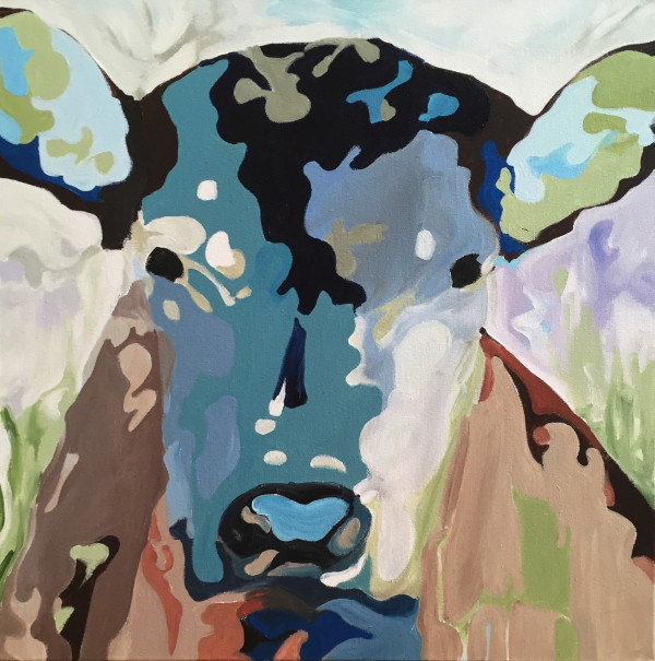 Moove along please by Holly Ann Friesen