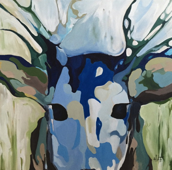 Buck 5 by Holly Ann Friesen