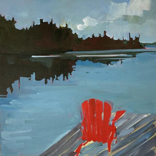 Lake Views by Holly Ann Friesen