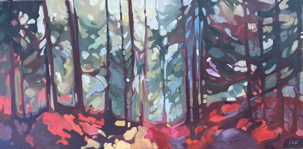 Linger by Holly Ann Friesen