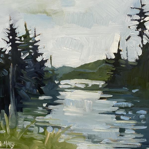 Longbow Creek by Holly Ann Friesen
