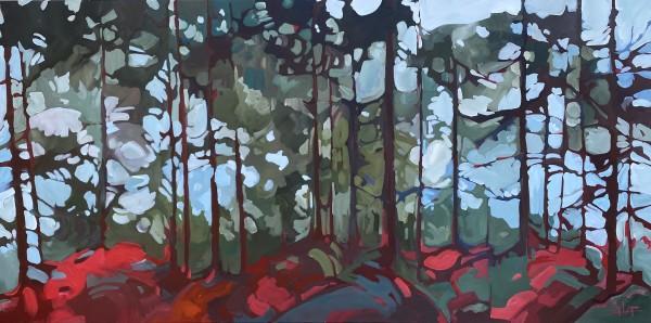 Red Rock by Holly Ann Friesen