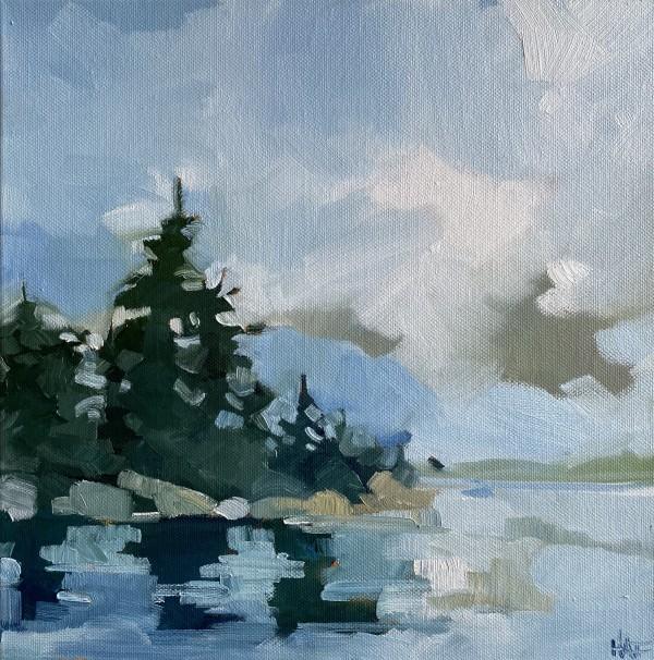 Solid Ground by Holly Ann Friesen