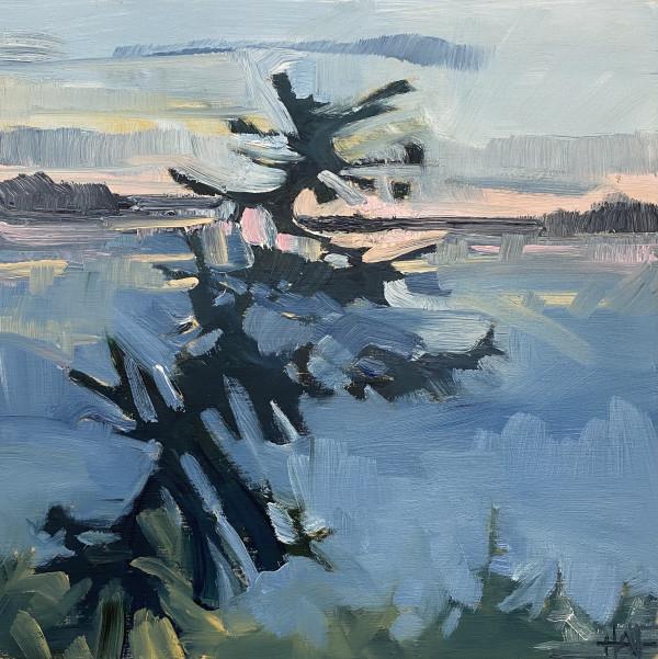 Sunset Outlook by Holly Ann Friesen
