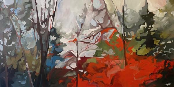 After a long hot summer by Holly Ann Friesen