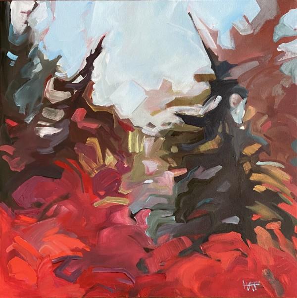 Forest Wash by Holly Ann Friesen