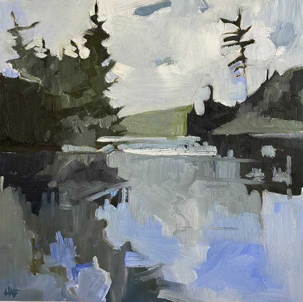 Long creek by Holly Ann Friesen