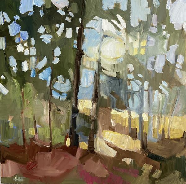 Morning Path by Holly Ann Friesen