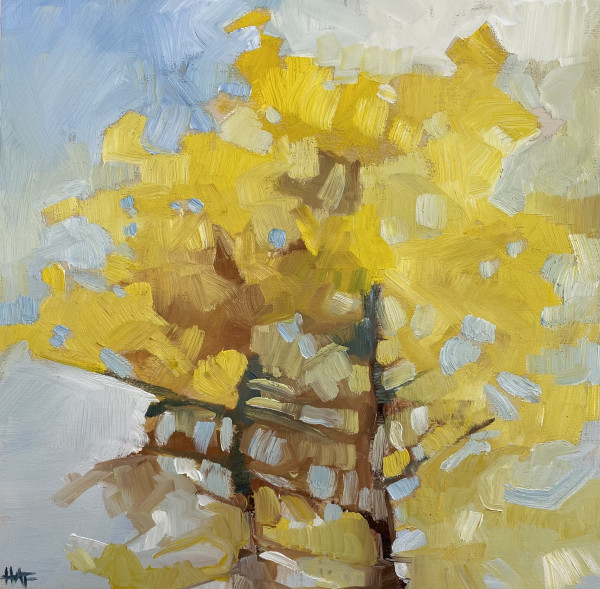 Perspective 1 by Holly Ann Friesen