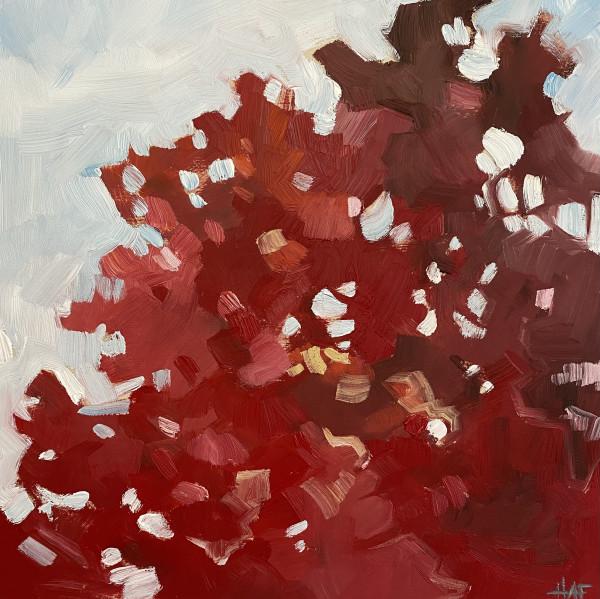 Pop of Red by Holly Ann Friesen