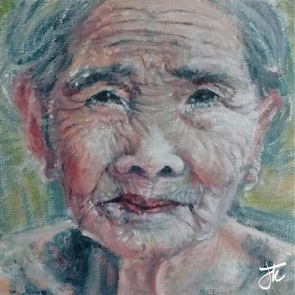 Appo Wang Od by Jill Cooper