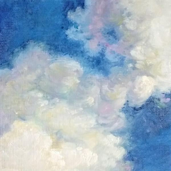 Cloud Kiss by Jill Cooper