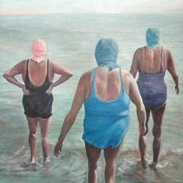 Lakeside Ladies by Jill Cooper