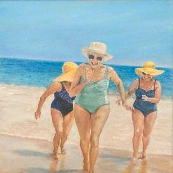 Beach Babes by Jill Cooper